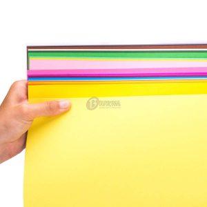 blok techniczny kolorowy